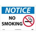 Notice, No Smoking, Graphic, 10X14, Adhesive Vinyl