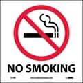 No Smoking, 4X4, Adhesive Vinyl