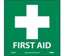 Emergency & First Aid Signs