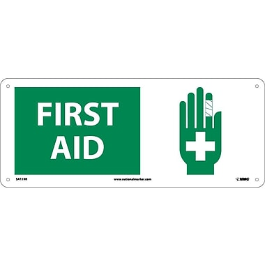 First Aid with Graphic, 7