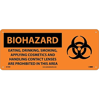 Biohazard, Eating Drinking Smoking Applying Cosmetics.. with Graphic, 7