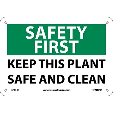 Safety First, Keep This Plant Safe And Clean, 7