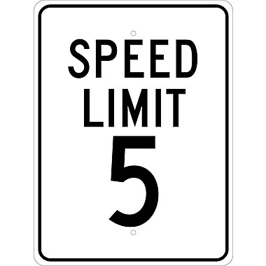 Speed Limit 5, 24