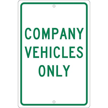 Company Vehicles Only, 18
