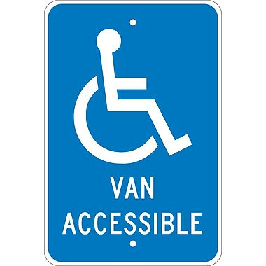 Graphic, Van Accessible, 18