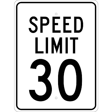 Speed Limit 30, 24