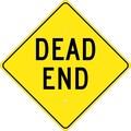 Dead End, 24X24, .080 Egp Ref Aluminum