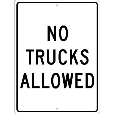 No Trucks Allowed, 24