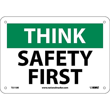 Think, Safety First, 7