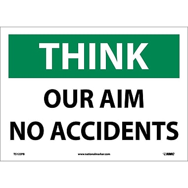 Think, Our Aim No Accident, 10