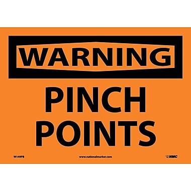 Warning, Pinch Points, 10