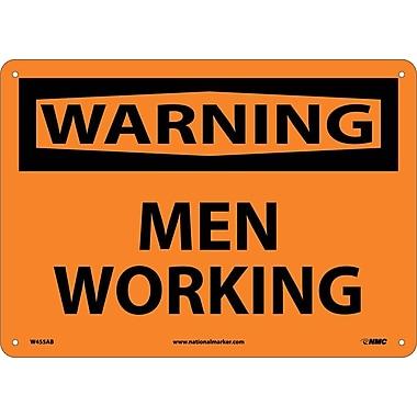 Warning, Men Working, 10