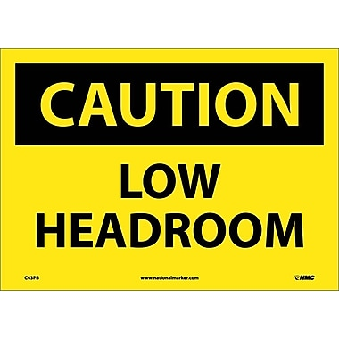 Caution, Low Headroom, 10
