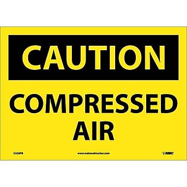 Caution, Compressed Air, 10