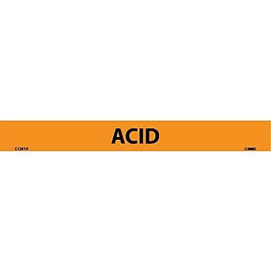 Pipemarker, Acid, 1