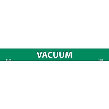 Pipemarker Adhesive Vinyl Vacuum 1X9 1/2