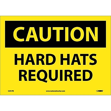 Caution, Hard Hats Required, 10