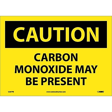 Caution, Carbon Monoxide May Be Present, 10