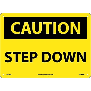 Caution, Step Down, 10