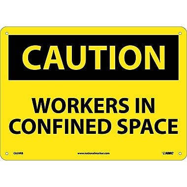 Caution, Workers In Confined Space, 10