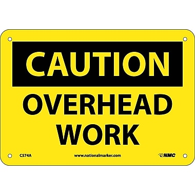 Caution, Overhead Work, 7