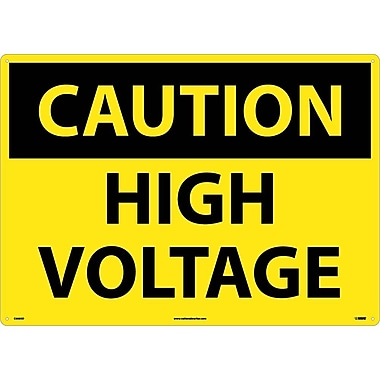 Caution, High Voltage, 20