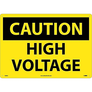 Caution, High Voltage, 14