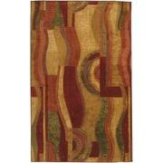Mohawk® Picasso Nylon Rug, 60 x 96, Wine