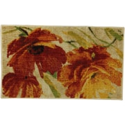 Mohawk® Flamboyant Nylon Rug, 20 x 34, Orange