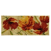Mohawk® Flamboyant Nylon Rug, 24 x 60, Orange