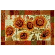 Mohawk® Sunshine Seeds Nylon Rug, 30 x 46