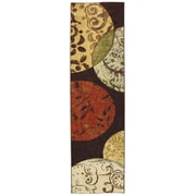 Mohawk® Pattern Composition Nylon Rug, 24 x 96