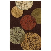 Mohawk® Pattern Composition Nylon Rug, 60 x 96