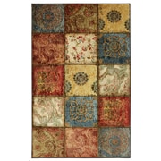 Mohawk® Artifact Panel Nylon Rug, 60 x 96