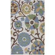 American Rug Craftsmen™ Concord Eliza Nylon Rug, 5' x 8', Cream