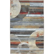 American Rug Craftsmen™ Concord Integrated Geo Nylon Rug, 5' x 8', Light Multi