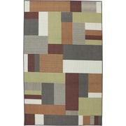 American Rug Craftsmen™ Concord Block Party Nylon Rug, 3'4 x 5'