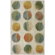 American Rug Craftsmen™ Flagstaff Skipping Stones Nylon Rug, 3'4x5', Cream