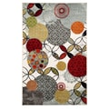 Mohawk® Give and Take Nylon Rug, 60in. x 96in., Kaleidoscope