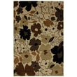 Mohawk® Painted Garden Polypropylene Rug, 63in. x 94in., Soft Beige