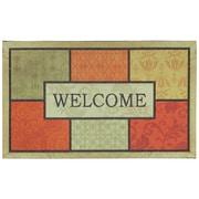 Mohawk® 18 x 30 Tulip Medley Welcome Doormat
