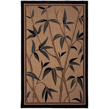 Mohawk® Indoor/Outdoor Terrace Rug Polypropylene Rug, 60in. x 96in., Coconut Grove