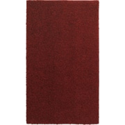 Mohawk® Kodiak Olefin/Polypropylene Rug, 20 x 34, Rusty Red