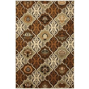Mohawk® Morracan Desert Polypropylene Rug, 63 x 94, Brown