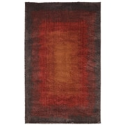 American Rug Craftsmen™ Shaggy Vibes Central Park Polypropylene Rug, 8' x 11', Moroccan Red