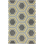 Karastan® Panache Honey Queen Nylon Rug, 2'11 x 4'8, Bungee Cord