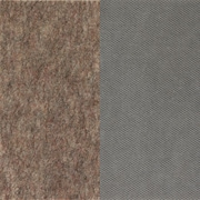 Mohawk® Supreme/Premium Rectangular Dual Surface Rug Pad, 10' x 14', Gray