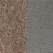 Mohawk® Supreme/Premium Round Dual Surface Rug Pad, 8'2, Gray