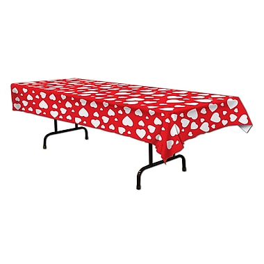 Heart Table cover, 54