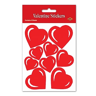 Heart Stickers , 4¾